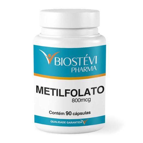 Metilfolato-800mcg-90capsulas