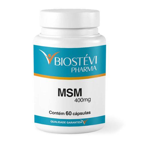 MSM-400mg-60capsulas