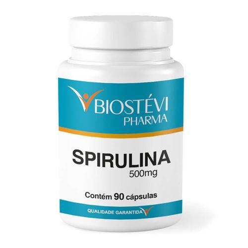 Spirulina-500mg-90capsulas