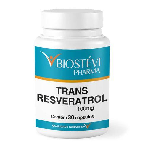 Trans-Resveratrol-100mg-30capsulas