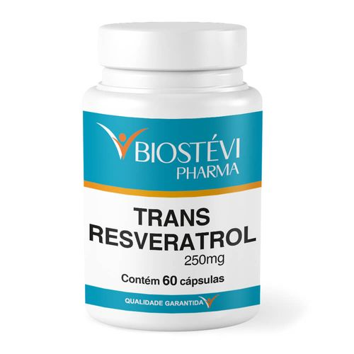 Trans-resveratrol-250mg-60capsulas