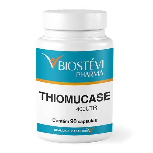Thiomucase-400utr-90capsulas