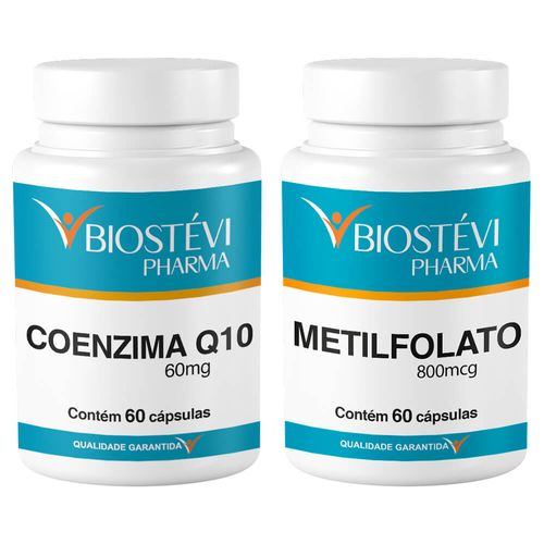 Metilfolato-coenzima-q10