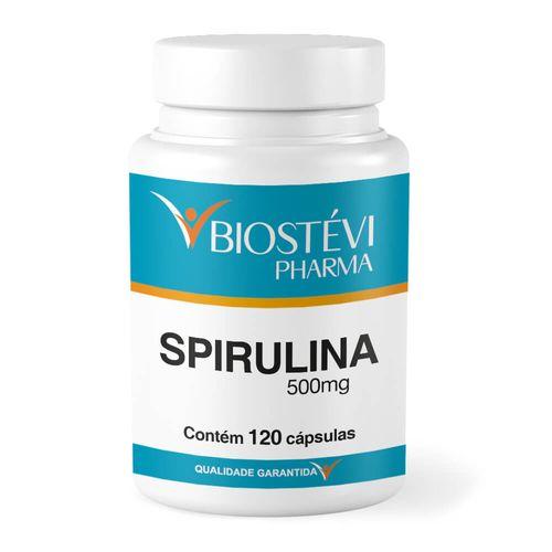 Spirulina-500mg-120capsulas