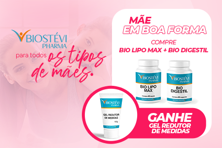 Banner Mobile - Bio Lipo Max + Gel redutor