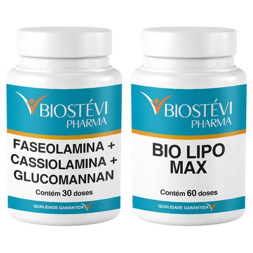 Kit-faseolamina-cassiolamina-glucomannan-mais-bio-lipo-max