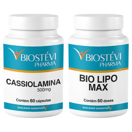 Kit-cassiolamina-com-bio-lipo-max