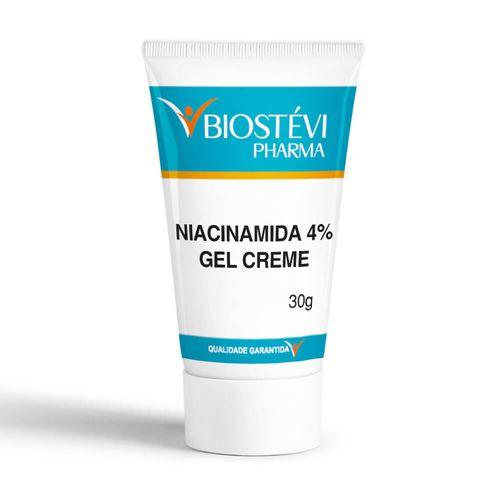 Niacinamida-4-gel-creme-30g