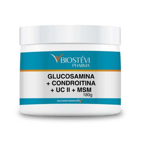 Glucosamina-Condroitina-UCII-MSM-180g