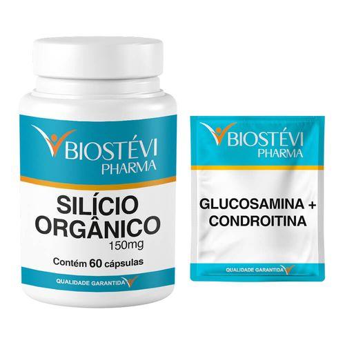 Kit-glucosamina---condroitina-mais-silicio-organico