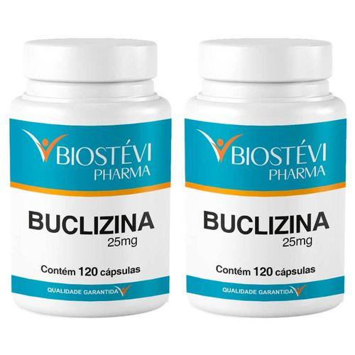 Buclizina25mg120caps